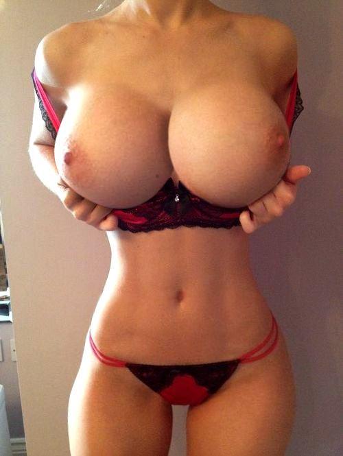 amateur huge round tits
