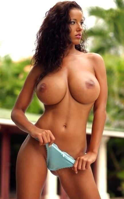 latin busty beauty
