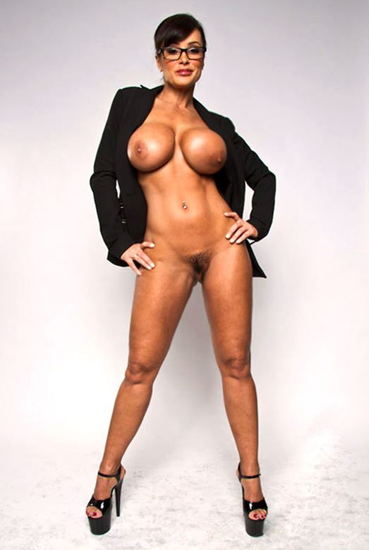 lisa ann naked