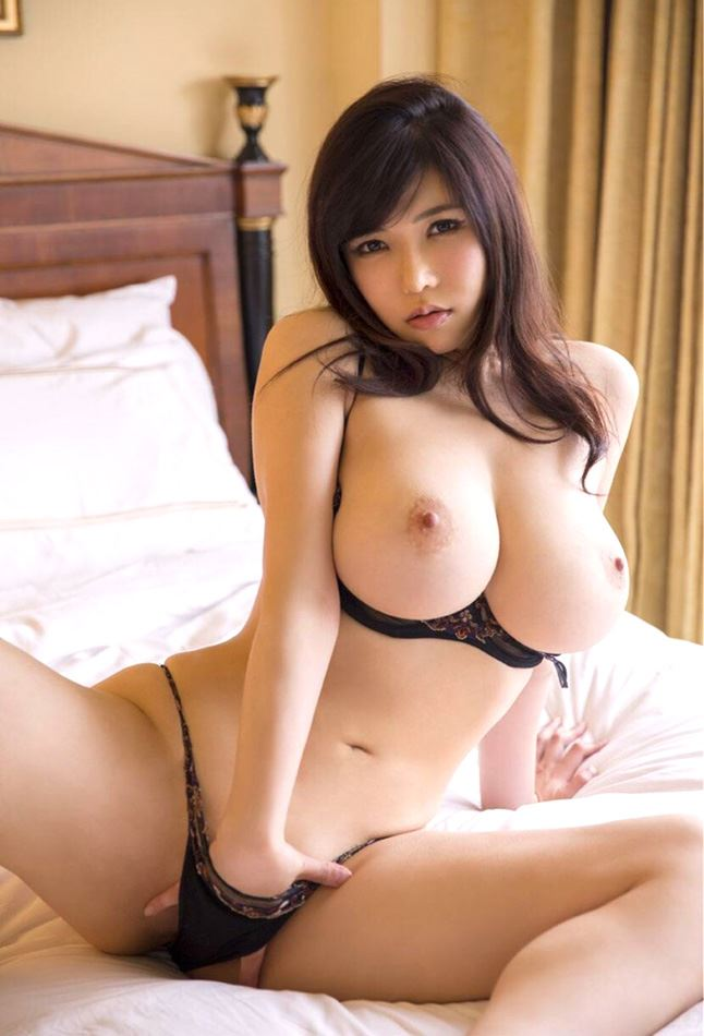 busty asian hot babe