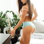 Michelle Lewin ass