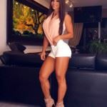 Michelle Lewin very hot gym girl