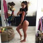 Michelle Lewin big ass