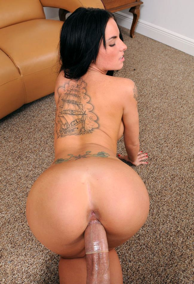 christy mack fucked from behind by big dick