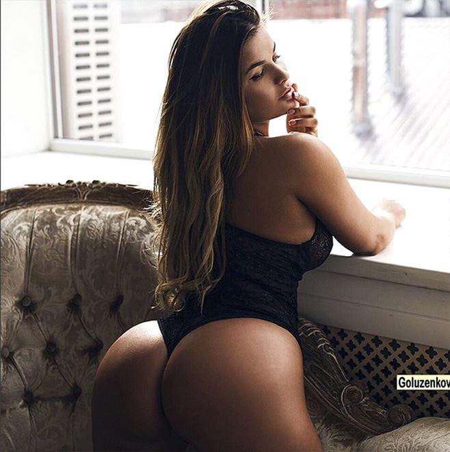 Anastasiya Kvitko huge butt