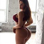 Anastasiya Kvitko perfect ass