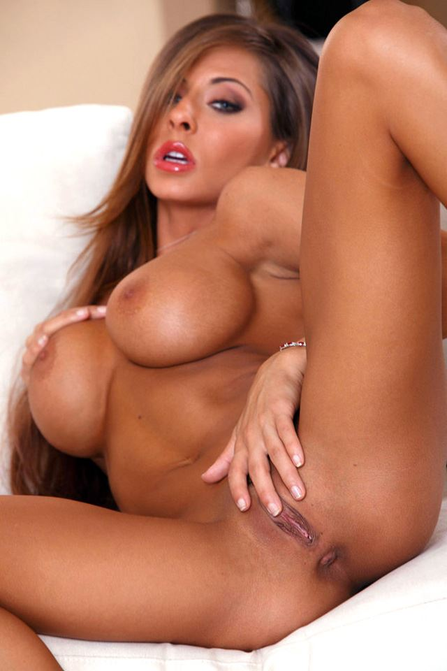 Madison Ivy pussy and anal