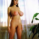 standing nude yulia nova