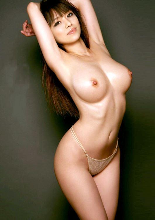 fully nude asian girl body