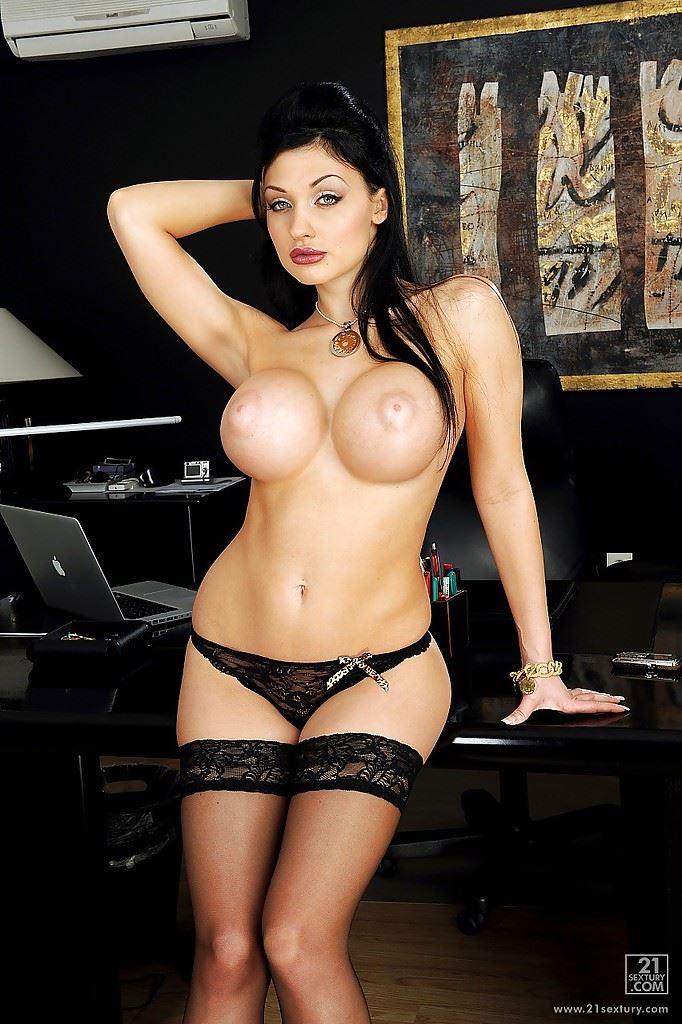 aletta ocean black lingerie