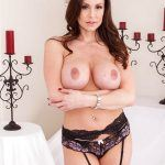 keira lust showing her big breasts