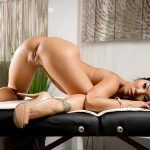asa akira sexual doggy position