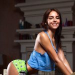 Galina Dubenenko on her four kneeling