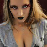 dani daniels as cosplay vampire
