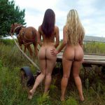 two natural big ass girls without clothes