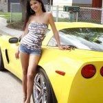 Bindu Pariyar corvette