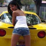 Bindu Pariyar corvette 2