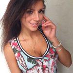 Galyusha Dubenenko russian model
