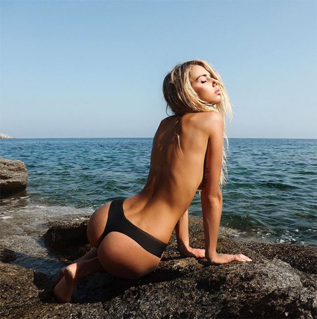 Sahara Ray perfect and sexy body