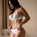 Dolly Castro in lingerie