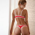 sierra skye fitness model ass