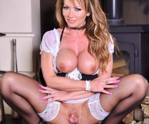 Lynda Leigh The Ultimate British Milf Loves Being The Dirty Housemaid