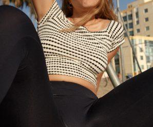8 beautiful pics of Tatiana Penskaya in Santa Monica