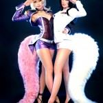 Popstar Arhi (Tasha Cosplay) and Generation Ahri (Doremi Cosplay) from League of Legends