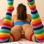 best sexy teen in socks