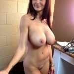 ava addams naked selfie pic