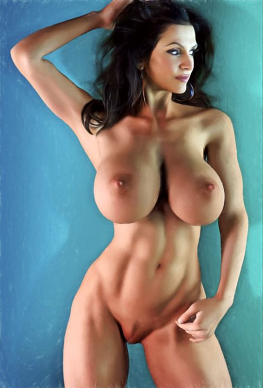 17 Pictures Of Milfs With Big Tits That Belong To Porn -8084