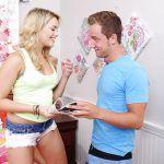 mia malkova flirts with guy