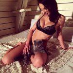 Galyusha Dubenenko perfect boobs