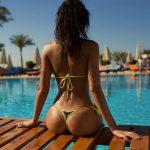 apple ass model Galina Dubenenko
