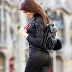 galina Dubenenko black leggins