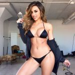 ana cheri taking off her clothes