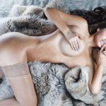 Abigail Ratchford naked body